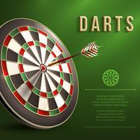 Dart Board Hintergrund