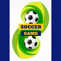 soccer sports vector