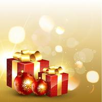 caja de regalo de vector