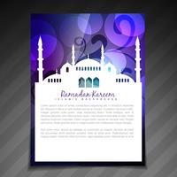 glänsande ramadanmall
