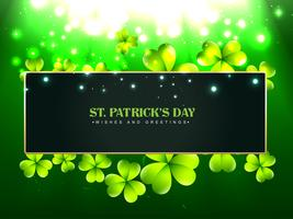 beautiful st patrick's day design