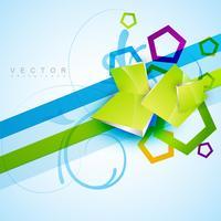 vector de forma