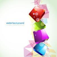 stylish colorful eps10 vector