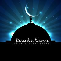 masque ramadan backgorund