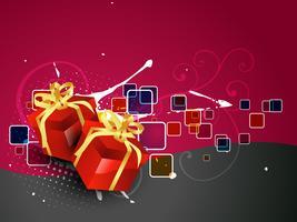 ilustración de caja de regalo