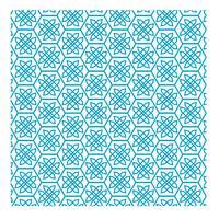 Cyan Pattern Design 20