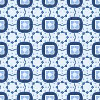 Diseño decorativo del patrón del azulejo