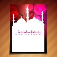 Hintergrund des islamischen Festivals