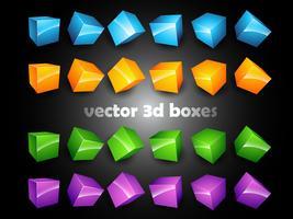 vektor låda