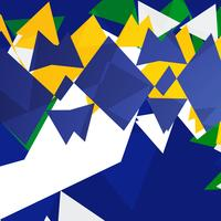 vector geometrisch ontwerp