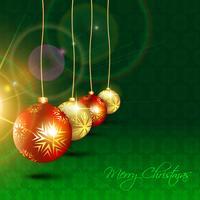 jul hängande boll