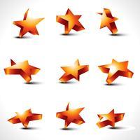 ensemble d'étoiles
