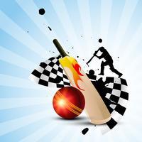 fond de cricket