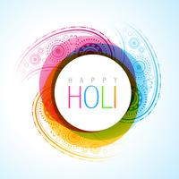 Vektor Holi Festival