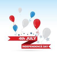 Unabhängigkeitstag Design