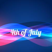 Diseño del 4 de julio