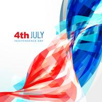 Unabhängigkeitstag von Amerika