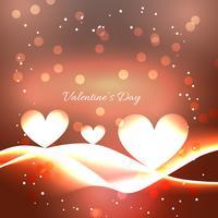 beau fond de Saint Valentin