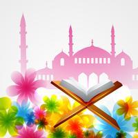 libro de vectores del Corán