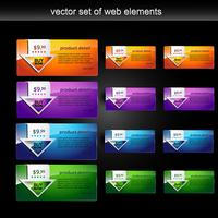web element ingesteld