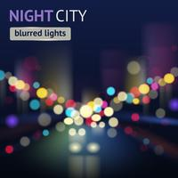 City Blur Background