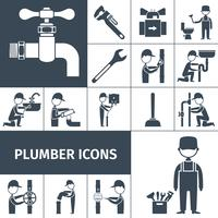 Klempner Icons Black