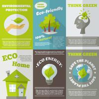 Eco Energy Poster vector