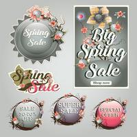 lente verkoop banner