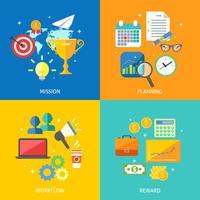 Business process concept