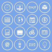 Business Paper Icons