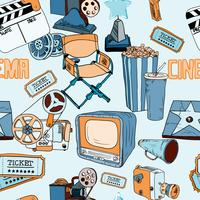 doodles cinema color seamless_similars