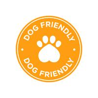 Dog friendly icon