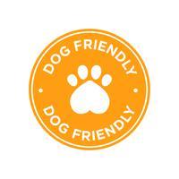 Icona amichevole del cane