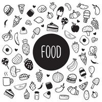 comida saudável design