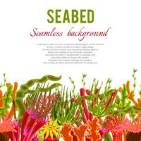 Coral Seabed Background