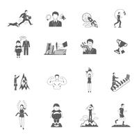 Motivation Icons Set