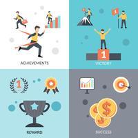 Set piatto di successo
