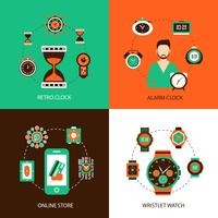 Uhr-Design-Konzept festgelegt