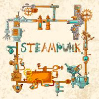 Quadro de Máquinas Industriais