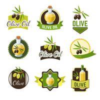Insignias de olivo