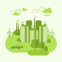 eco town koncept