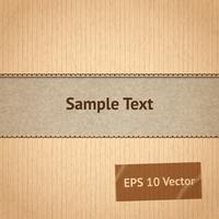 Fondo de cartulina de papel abstracto vector