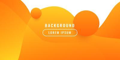 Liquid color business background