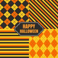 Halloween sans soudure de fond