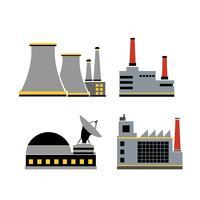 Eine Reihe von industriellen Design