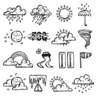 set météo doodle