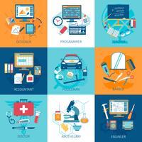 Arbeitsbereich-Konzept festgelegt