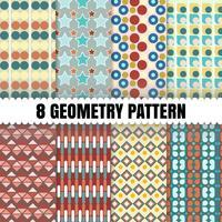8 fond de géométrie