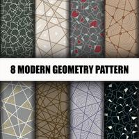 8 Set Geometry pattern