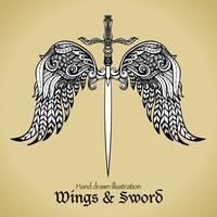 Alas y espada